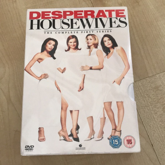 Desperate Housewives complete season 1