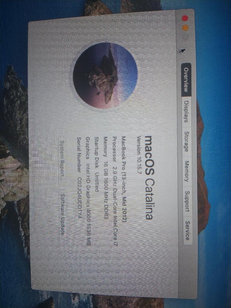 Macbook Pro 13 refurbished like new Very nice and fast ssd 256gb 16 gb ddr ram