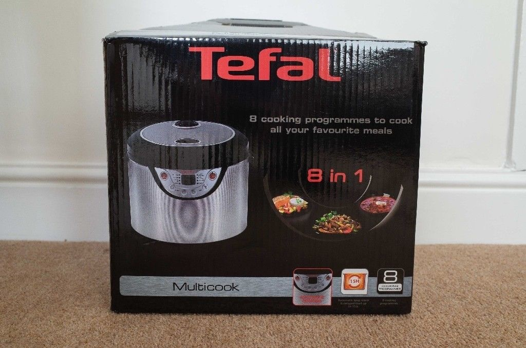 Brand New Tefal 8 in 1