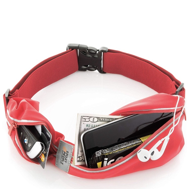 Running/Sports Belt - Red - NEW