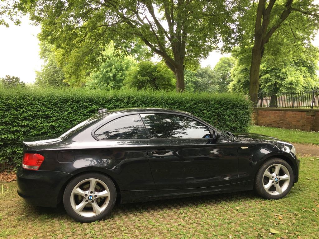 BMW 120d ES coupe