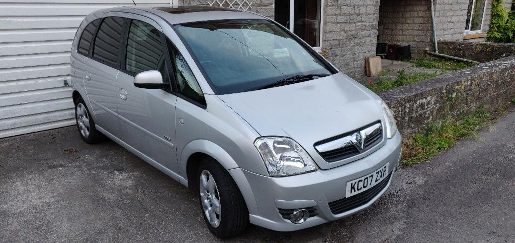 Vauxhall Meriva Design