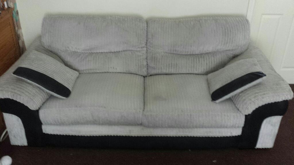 Large 3 + 2 sofas