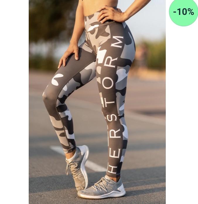 Gym leggings 10% off