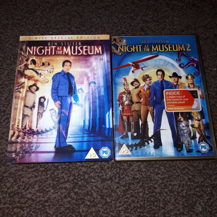 Children DVDS x4