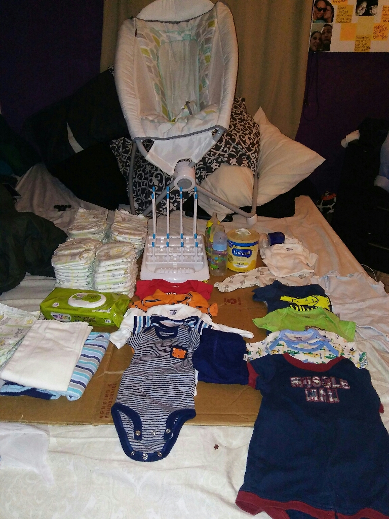 Excellent Condition Baby Items