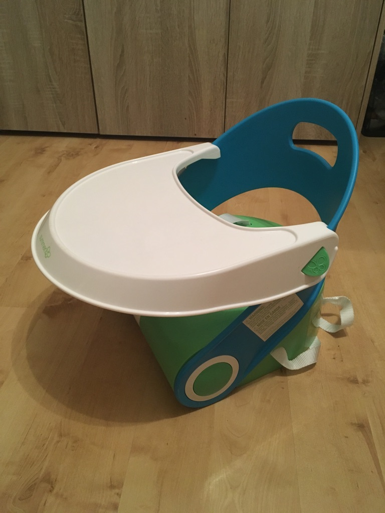 Summer Sit n style booster seat travel highchair