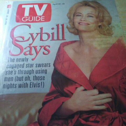 TV guide coverf