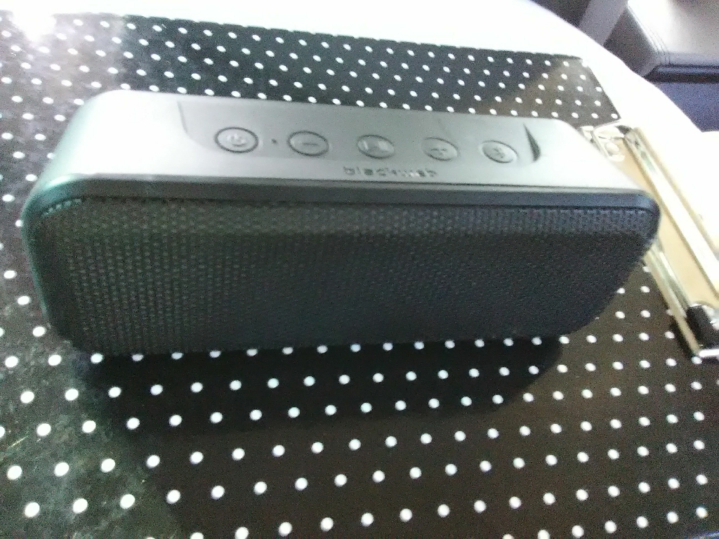 Large Blackweb Wireless Bluetooth Speaker