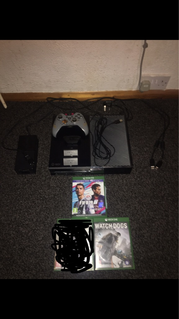 Xbox One to swap for PS4