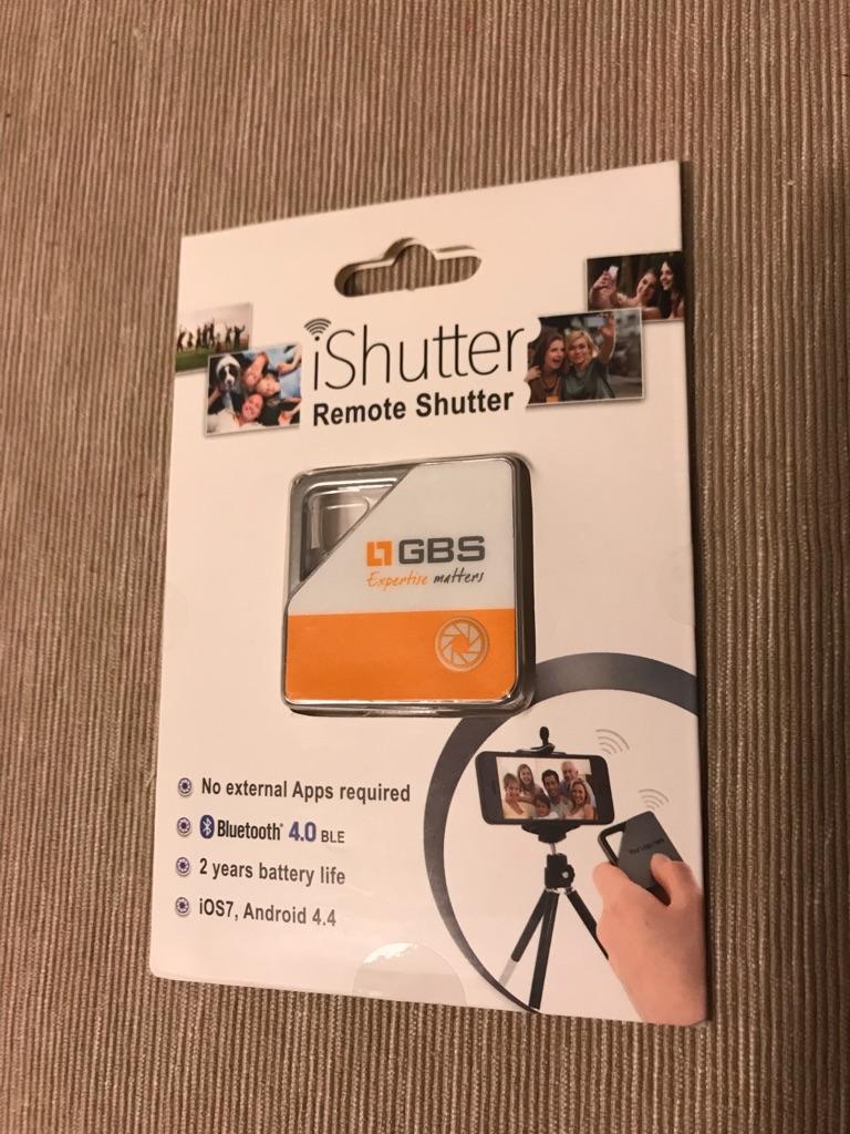 Smartphone photo remote