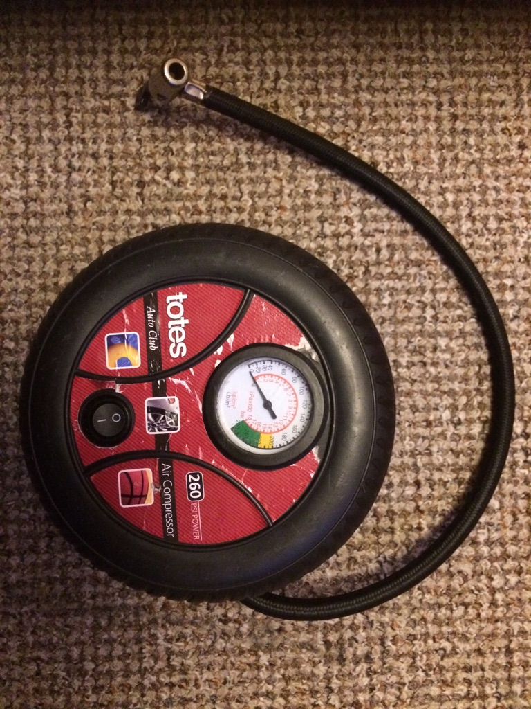 Air compressor 260Psi
