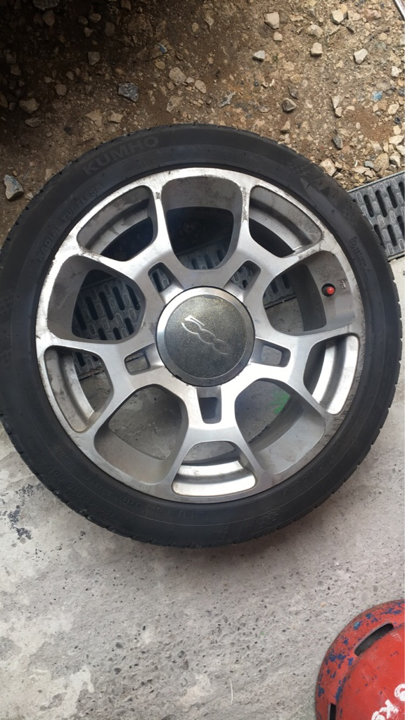 """4x98 alloy wheels 16"""""""