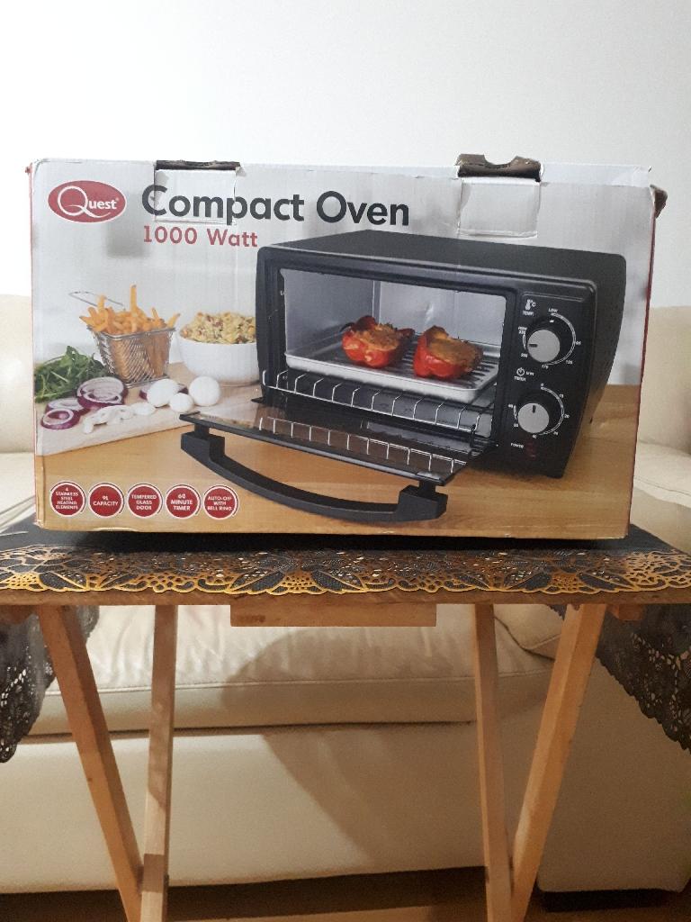 Mini compact oven