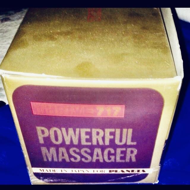 MASSAGER - POWERFUL THRIVE 717