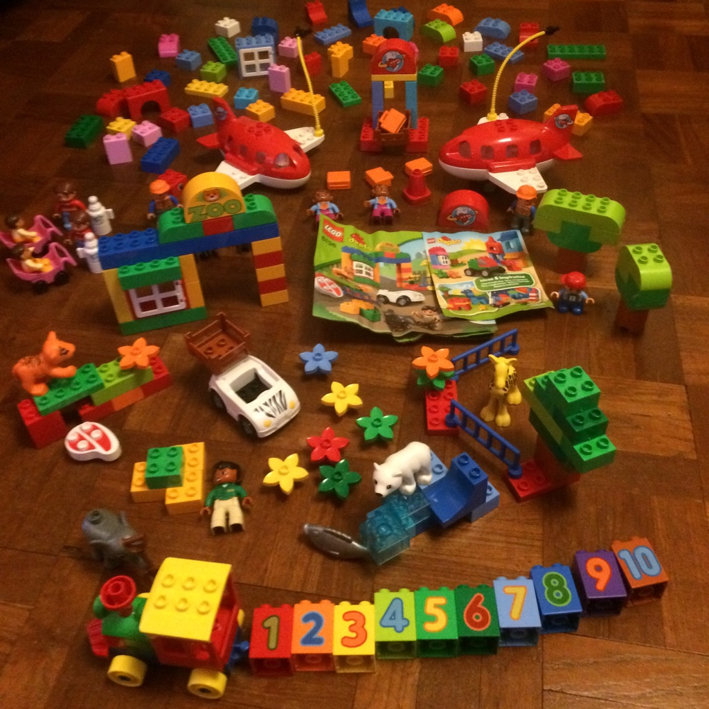 Large Lego Duplo bundle