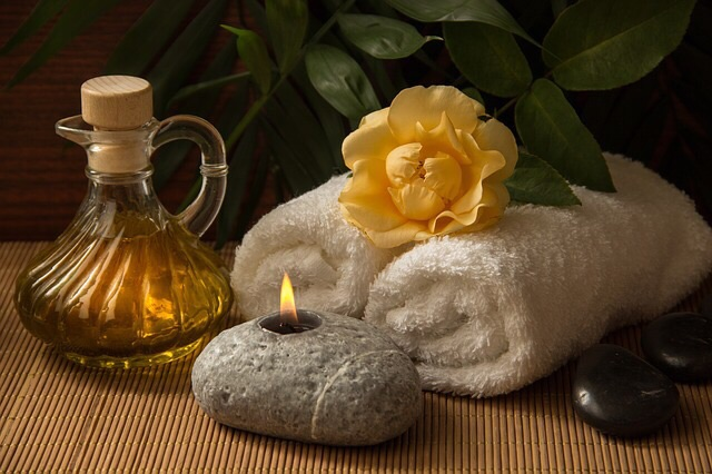 Home massage - London