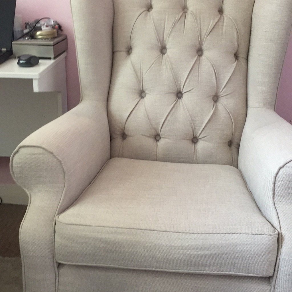 Next wingback chair
