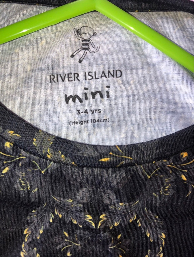 River Island Vest and Shorts