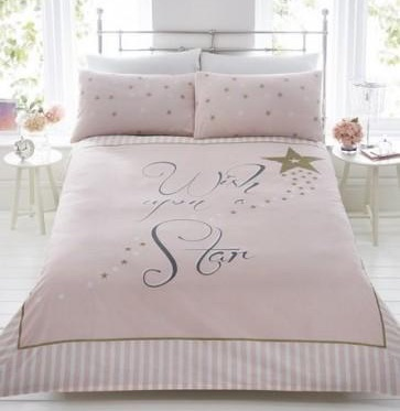 WISH UPON A STAR DUVET COVER SET