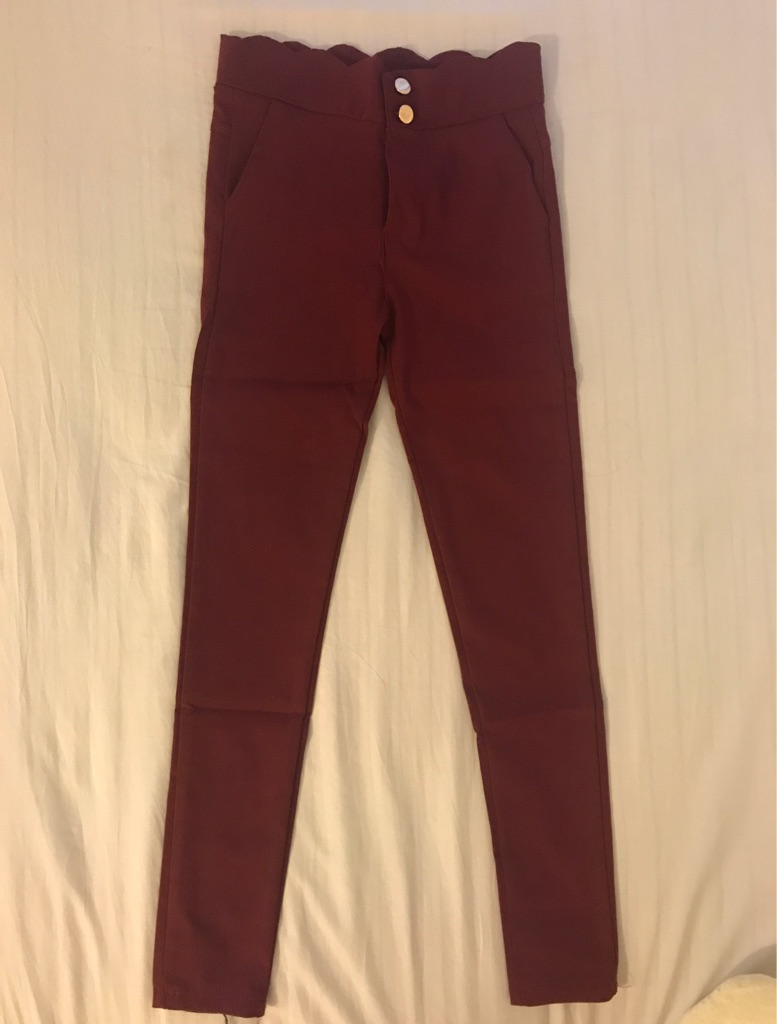 Super skinny trousers size 6-8