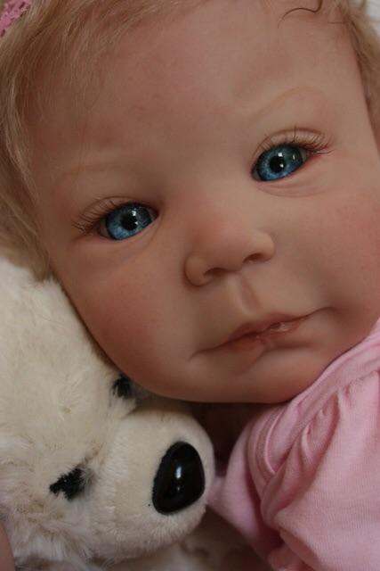 Reborn doll Fiona