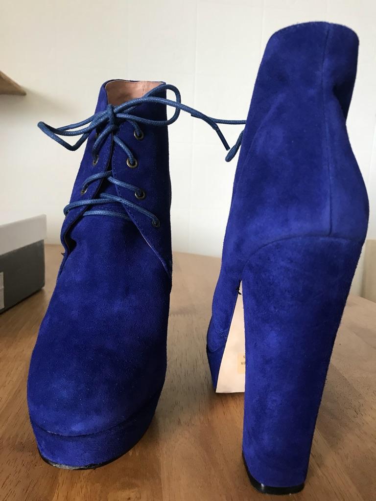 Ravel Cobalt Shoes