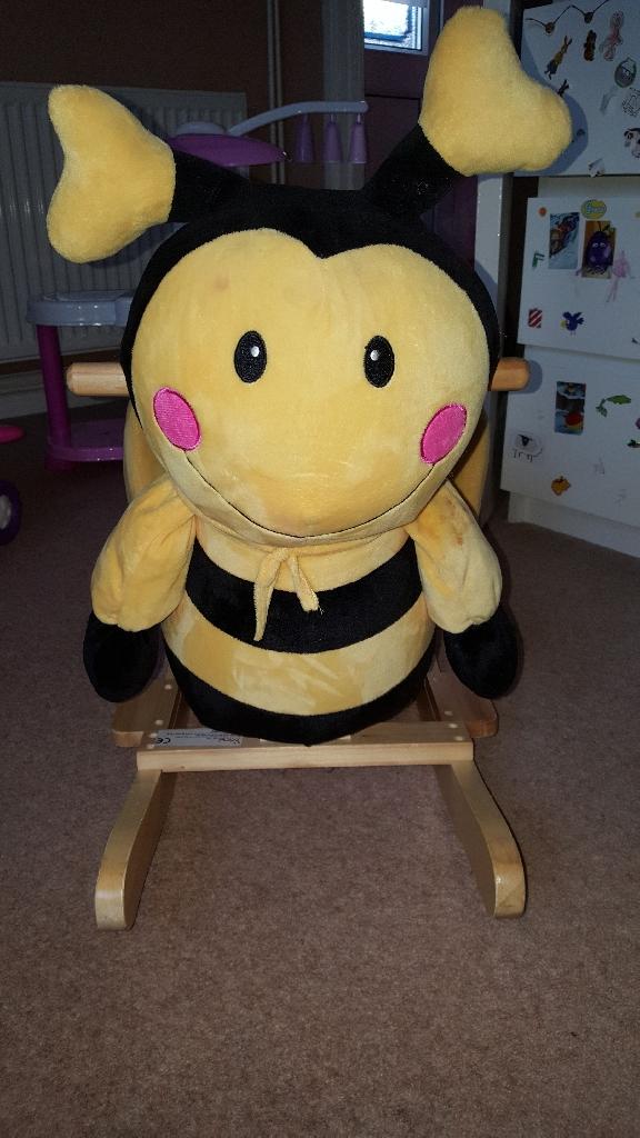 Bee swing rocker