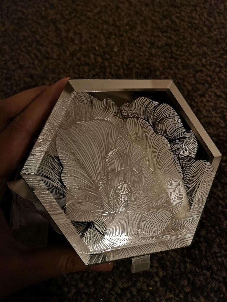 Brand new trinket box