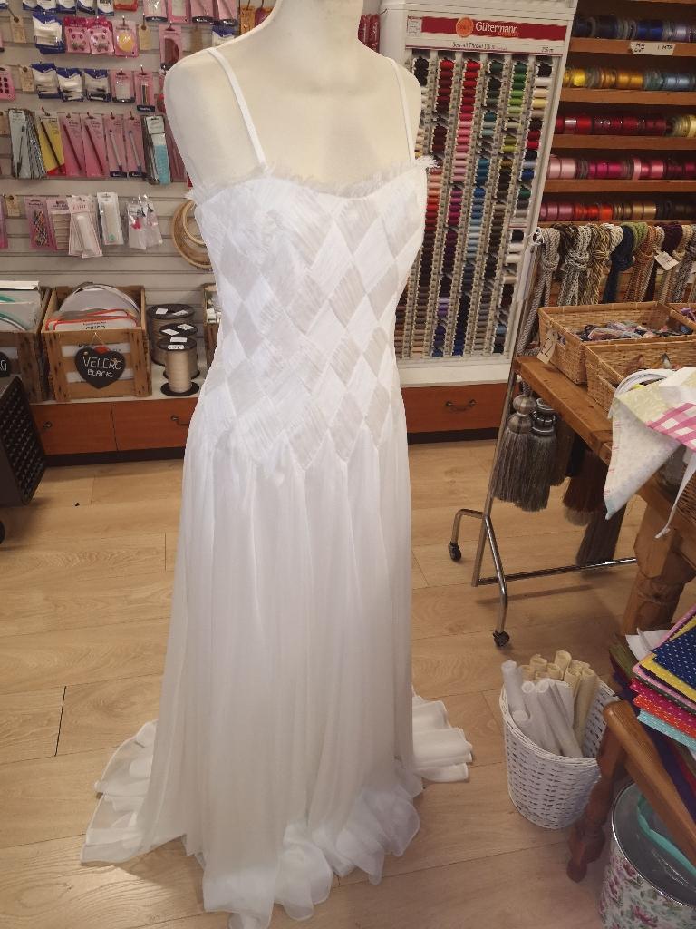 Nicholas Millington wedding dress size 12
