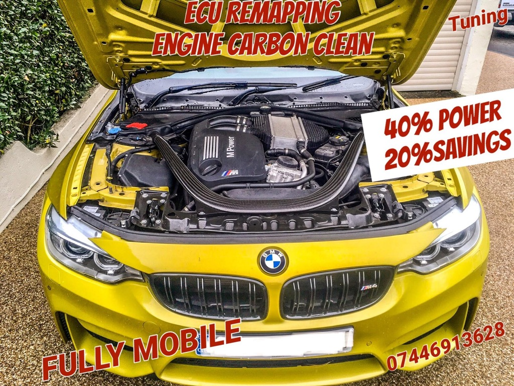 REMAPPING/ CARBON CLEAN/ CODING