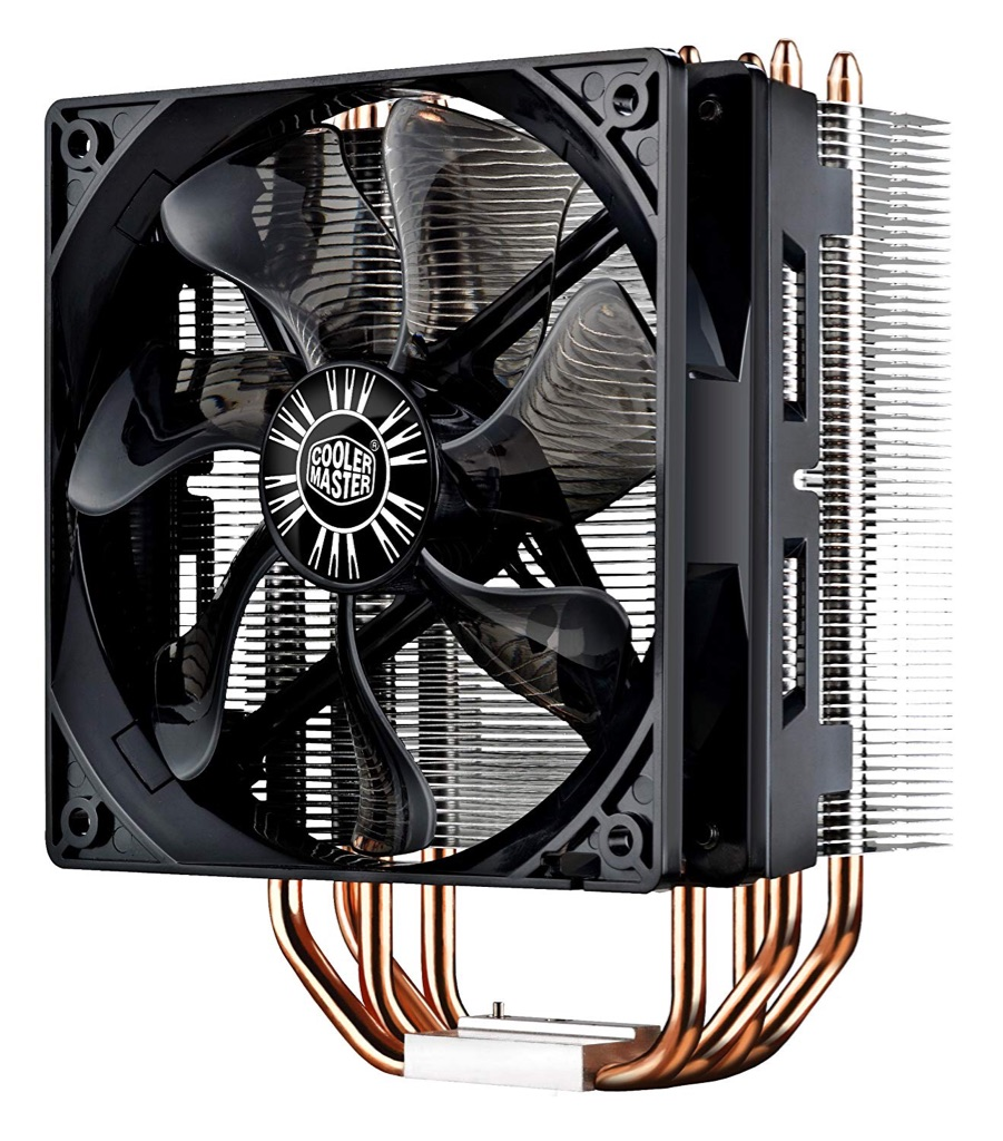 NEW Cooler Master Hyper 212 EVO CPU Cooling System