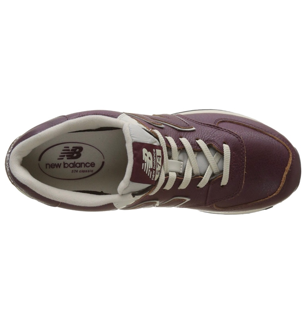 New Balance 574 Leather Men's Sneakers