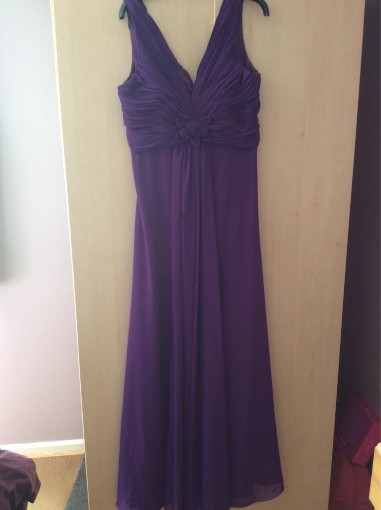 Tiffany's Purple Ball gown