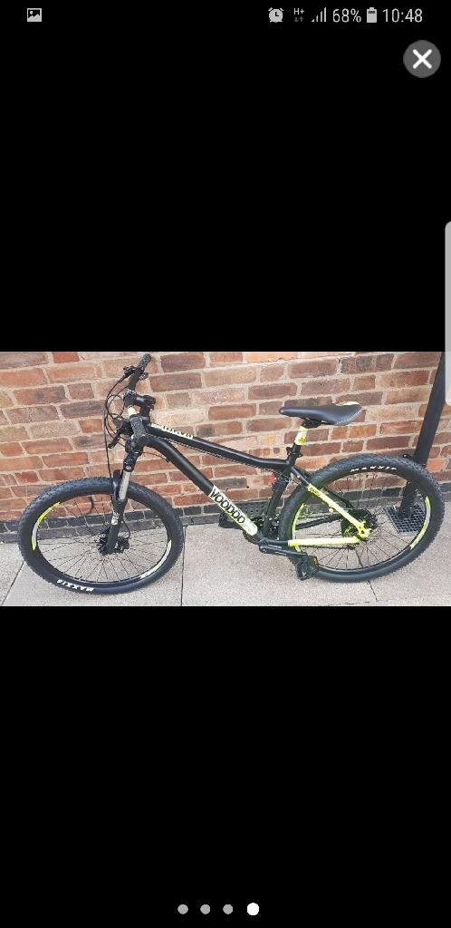 Voodoo bantu bike