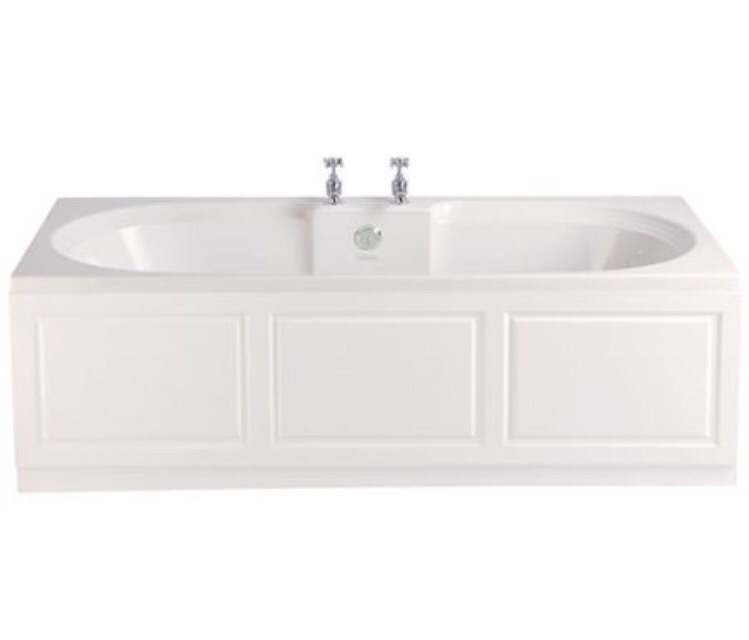 Brand New & Still Packaged Heritage Dorchester Double Ended Bath.