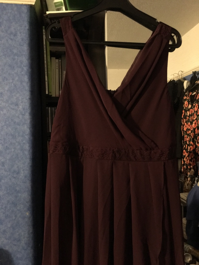 Yours Purple Dress