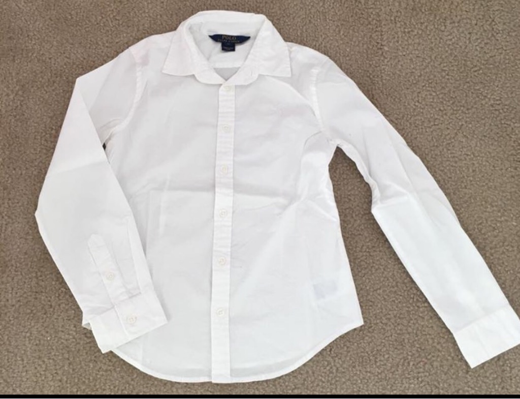 Ralph Lauren's Girl's shirt, size 10