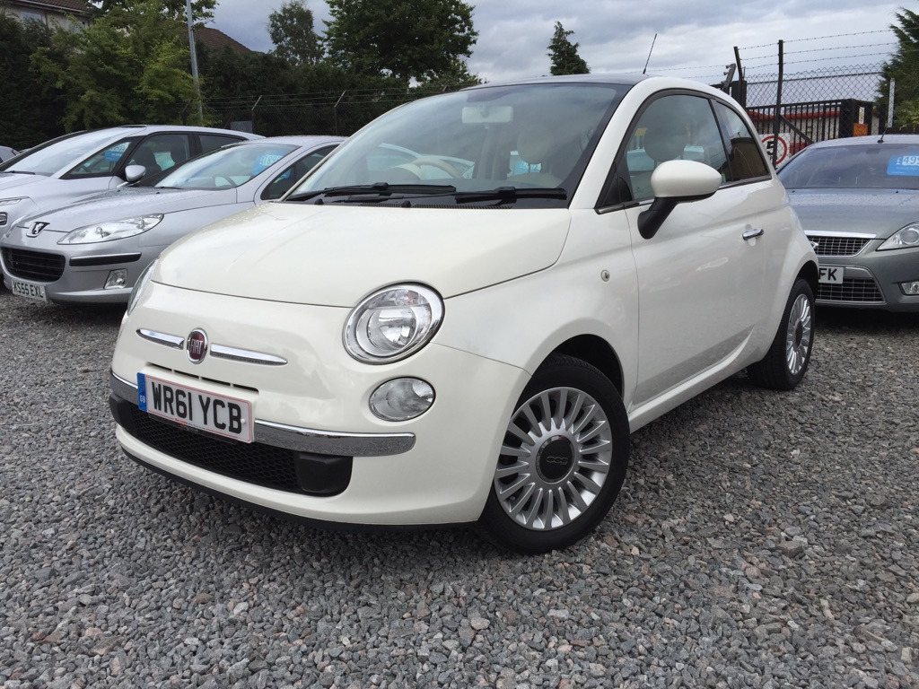 Reduced Price for Quick Sale - Fiat 500 1.2 Lounge 3 Door Dual Logic