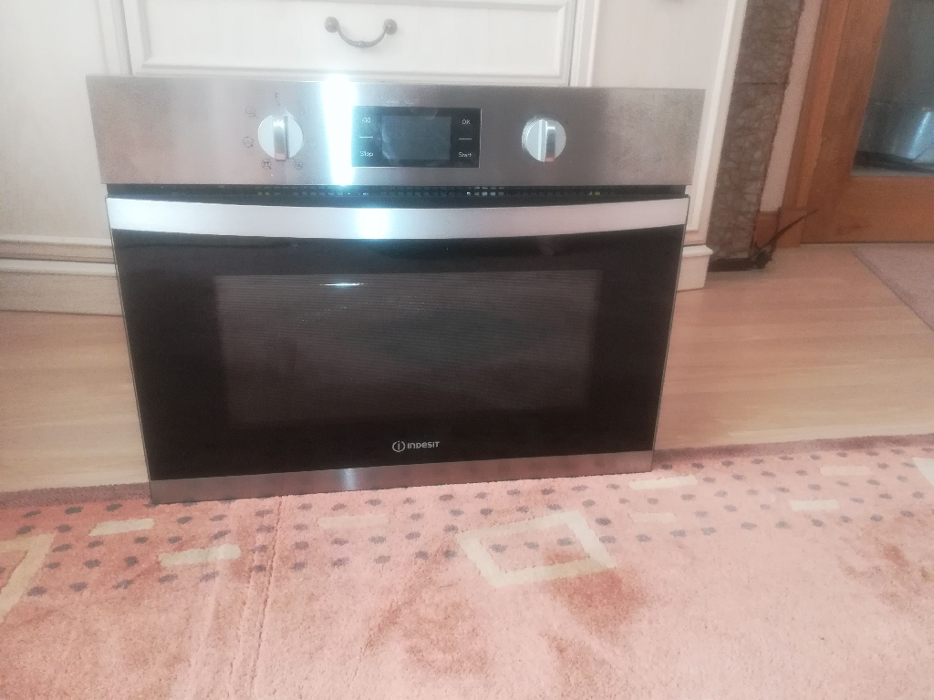 Integrated Microwave Oven