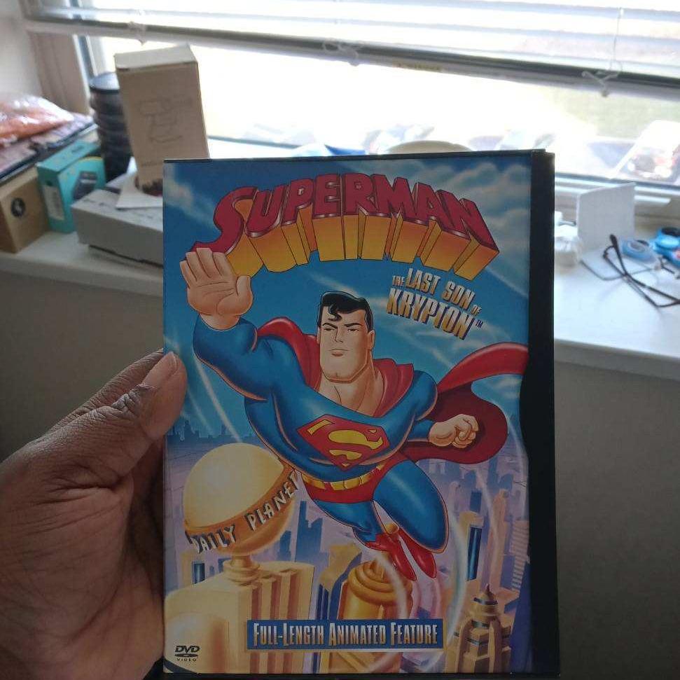 superman the last son of krypton movie