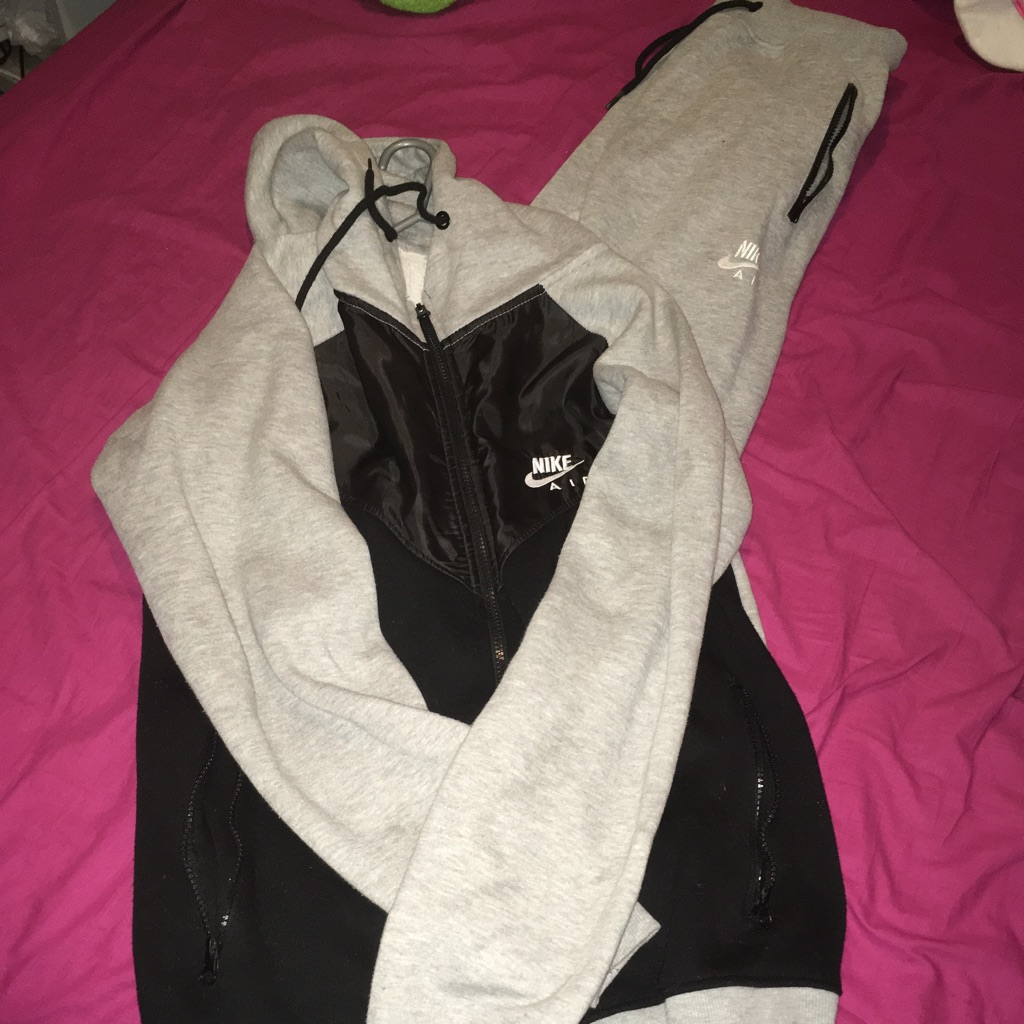 Nike Mens Double Colour Tracksuit