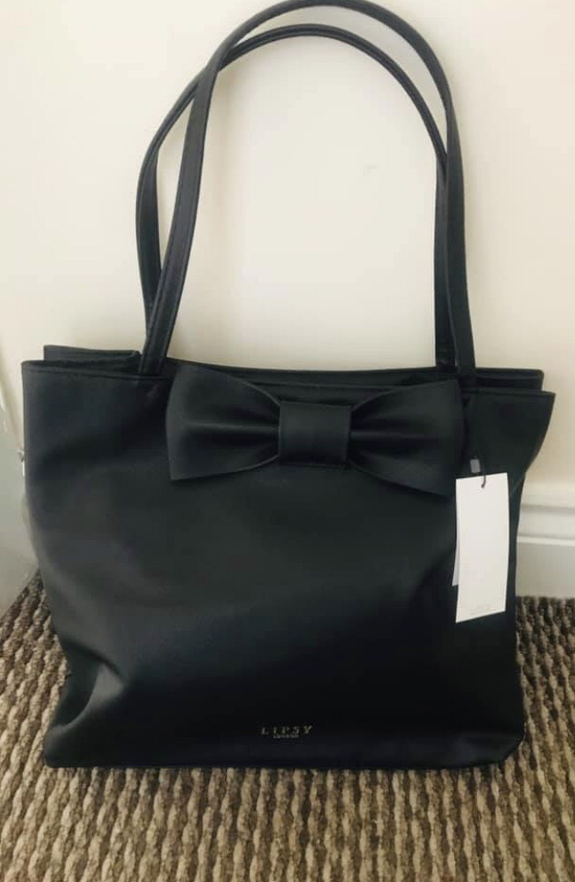 Lipsy London tote bag