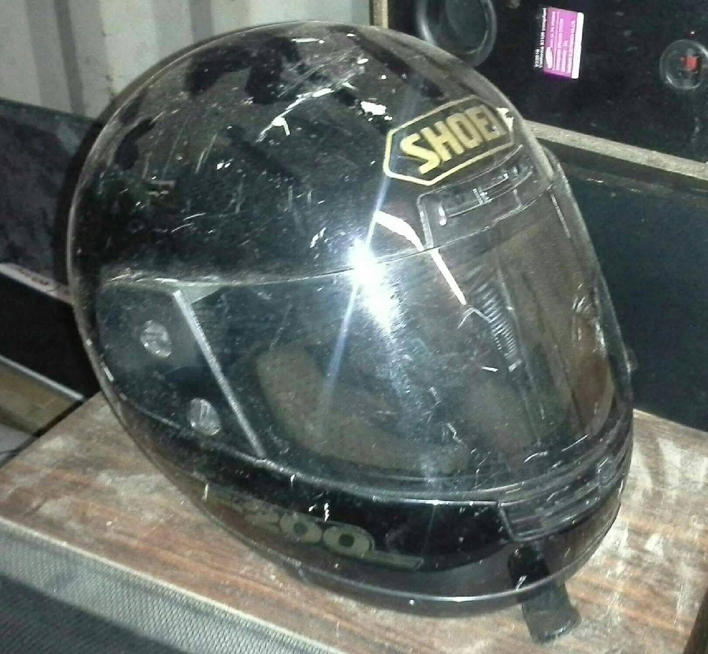 Shoei RF1200 Racing Helmet