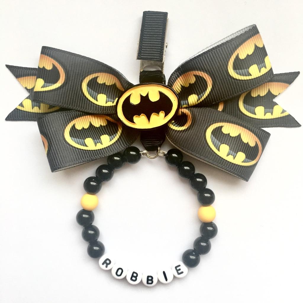 Batman Pram Charm