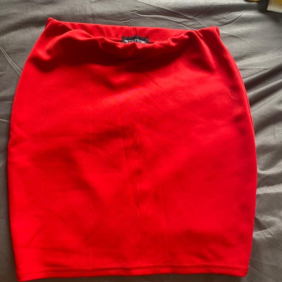 Pretty little thing mini skirt
