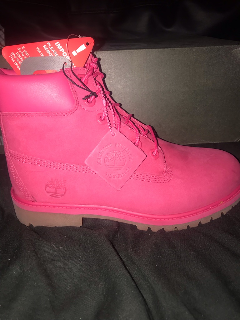 Size 6 brand new timberlands