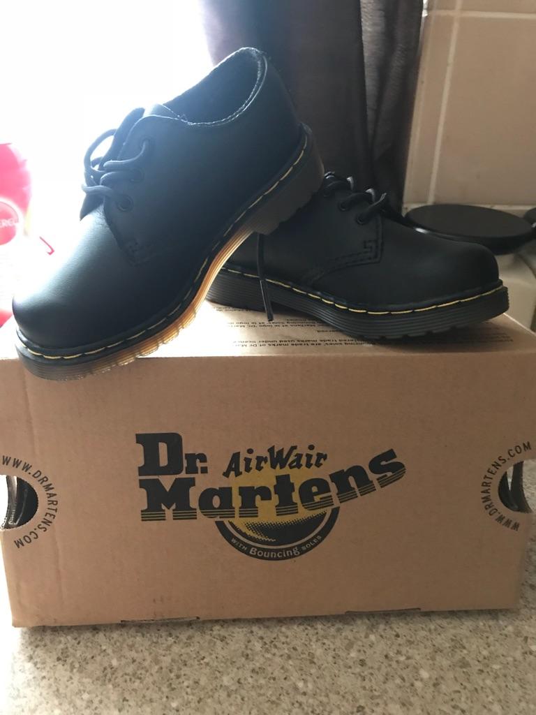 Children's Dr Martens