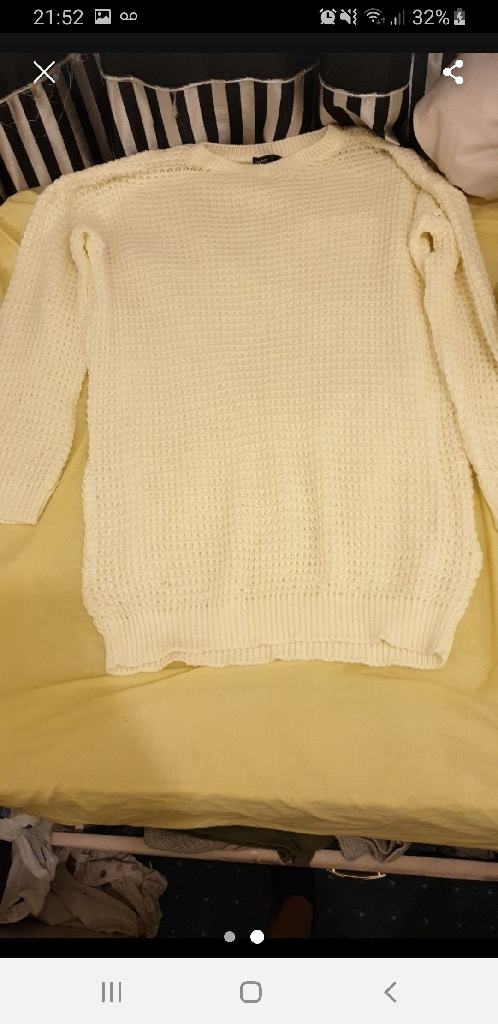 Jumper dress (medium)