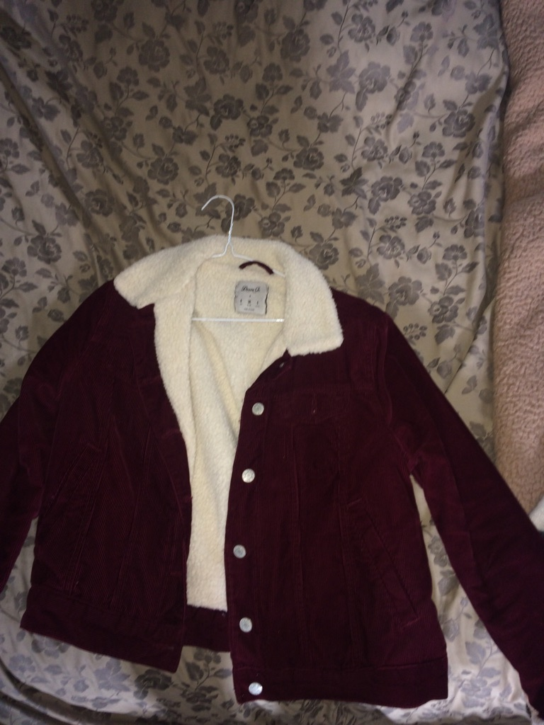 Cordroy jacket